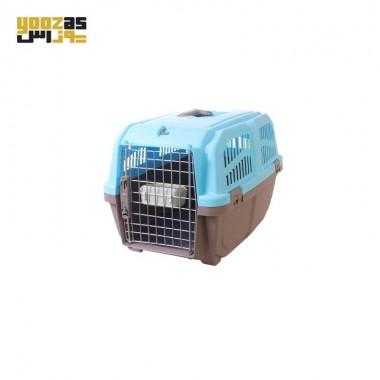 باکس حمل سگ و گربه پانیتو به همراه ظرف غذا و آبخوری