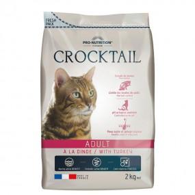 فلاتازور غذا خشک گربه بالغ مدل بوقلمون 2 کیلوگرم