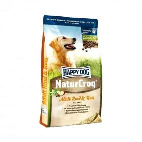 غذای خشک سگ هپی داگ مخصوص سگ های بالغ کوچک