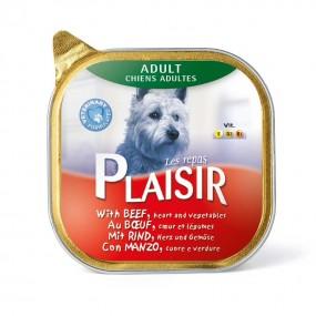 پلازیر ووم سگ حاوی گوشت 150 گرم