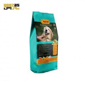 غذا خشک سگ نابالغ پاپی و جونیور مفید 10 کیلویی