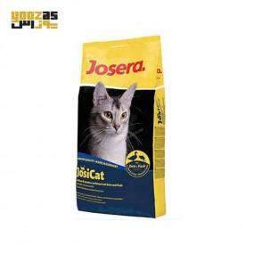 غذای خشک جوسی کت جوسرا مخصوص گربه با طعم اردک و ماهی