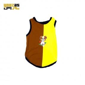 لباس سگ جورج سایز نژاد کوچک