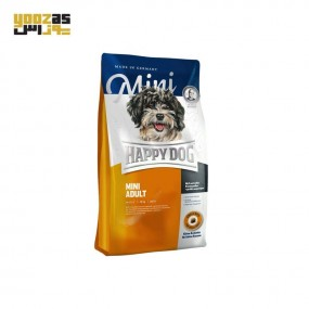 غذای سگ بالغ نژاد کوچک هپی داگ
