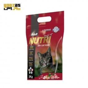 نوتری غذا خشک گربه بالغ 2 کیلویی