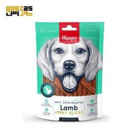 غذای تشویقی سگ ونپی با طعم بره وزن 100 گرمی