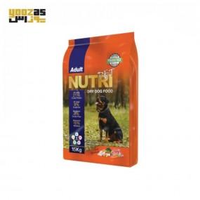 نوتری غذا خشک سگ 21% پروتئین 15 کیلوگرم