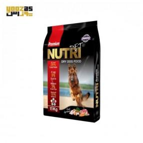 نوتری غذا خشک سگ 29% پروتئین 15 کیلوگرم