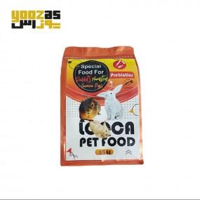 غذای خشک لوکا مخصوص جوندگان مدل پروبیوتیک وزن 1.5 کیلوگرم