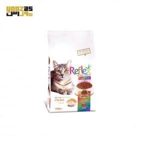 غذا خشک گربه رفلکس مولتی کالر 15 کیلویی