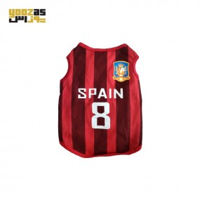 لباس تیم اسپانیا