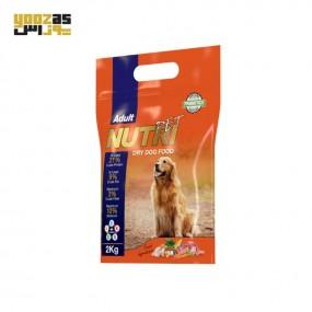 نوتری غذا خشک سگ 21% پروتئین 2 کیلوگرم