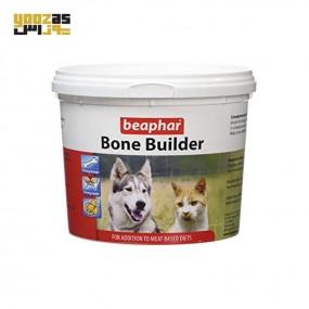 پودر استخوان ساز سگ و گربه بیفار 500 گرمی