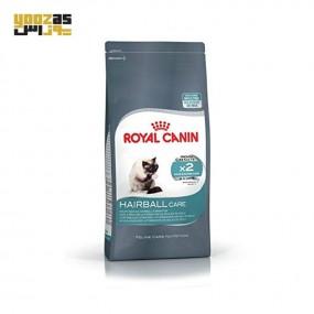 غذا خشک گربه رویال کنین هیربال 2کیلویی