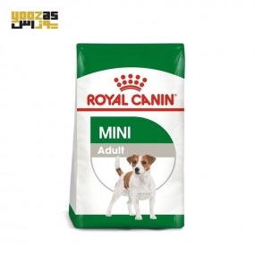غذا خشک سگ مینی ادالت رویال کنین 2 کیلویی