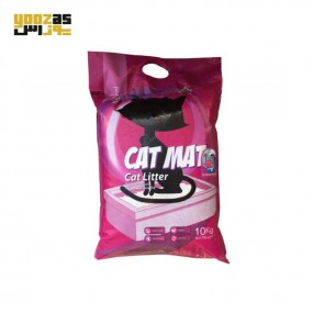 خاک گربه کت مت عطری 10 کیلوگرم