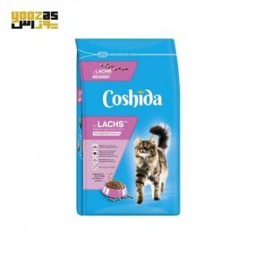 غذا خشک گربه کوشیدا با طعم ماهی 2کیلوگرم