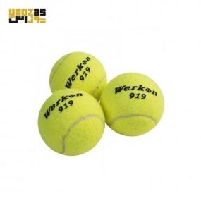 توپ بازی تنیس مخصوص سگ